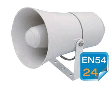 APH10T - Plastic directional multi-purpose horn loudspeakers 100V