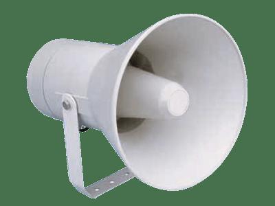 APH30T - Plastic directional multi-purpose horn loudspeakers 100V