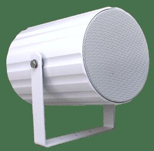 CELL10T - Aluminium Projector Speakers
