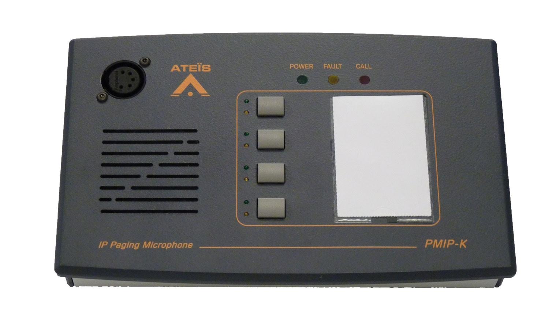 PMIP-K4 - 4 button IP-console