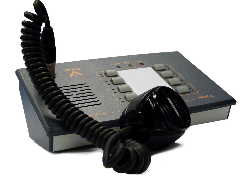 PMIP-K8 - 8 button IP-console