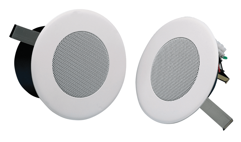 RCS4FT - Metal ceiling speaker 4""