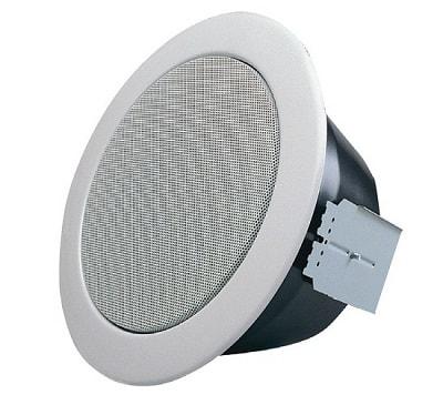 """RCS6FT - Round metal celing loudspeaker 6,5"""""""
