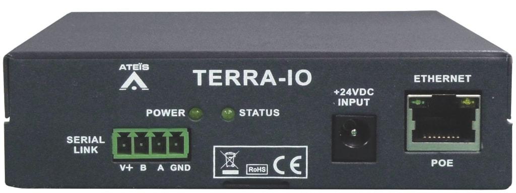 TERRA-8IO - IP contact terminal