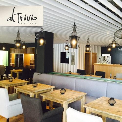 Al Trivio restaurant