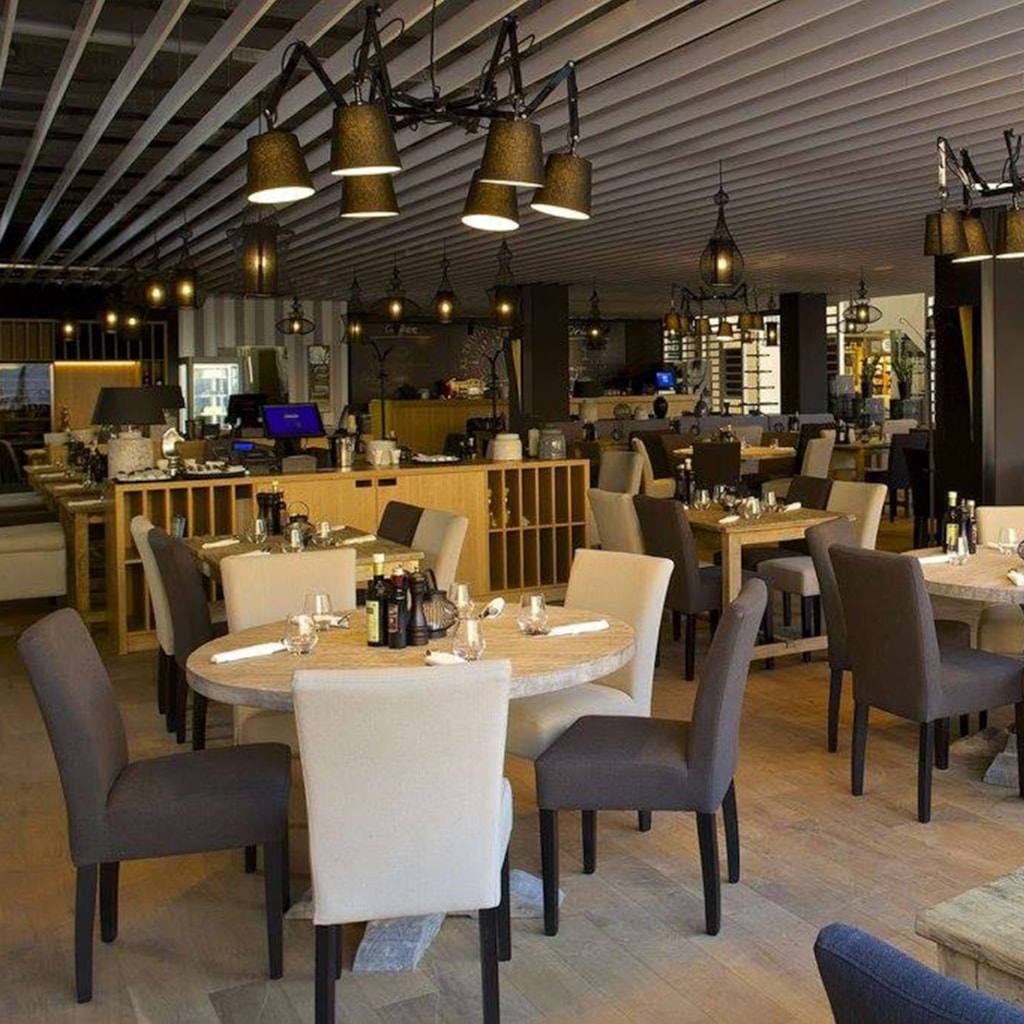 Al Trivio restaurant - Bratislava, Slovakia