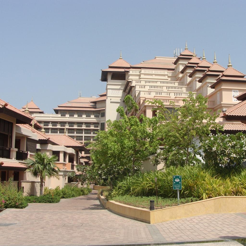 Anantara Spa - Dubai, United Arab Emirates