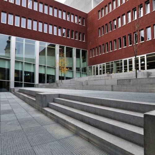 Campus Kantienberg, Artevelde Hogeschool