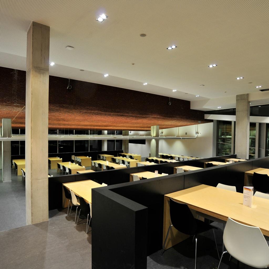 Campus Kantienberg, Artevelde Hogeschool - Ghent, Belgium