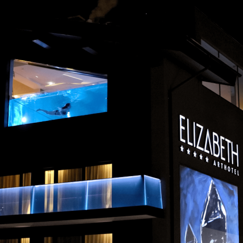 Arthotel Elizabeth 5-stars