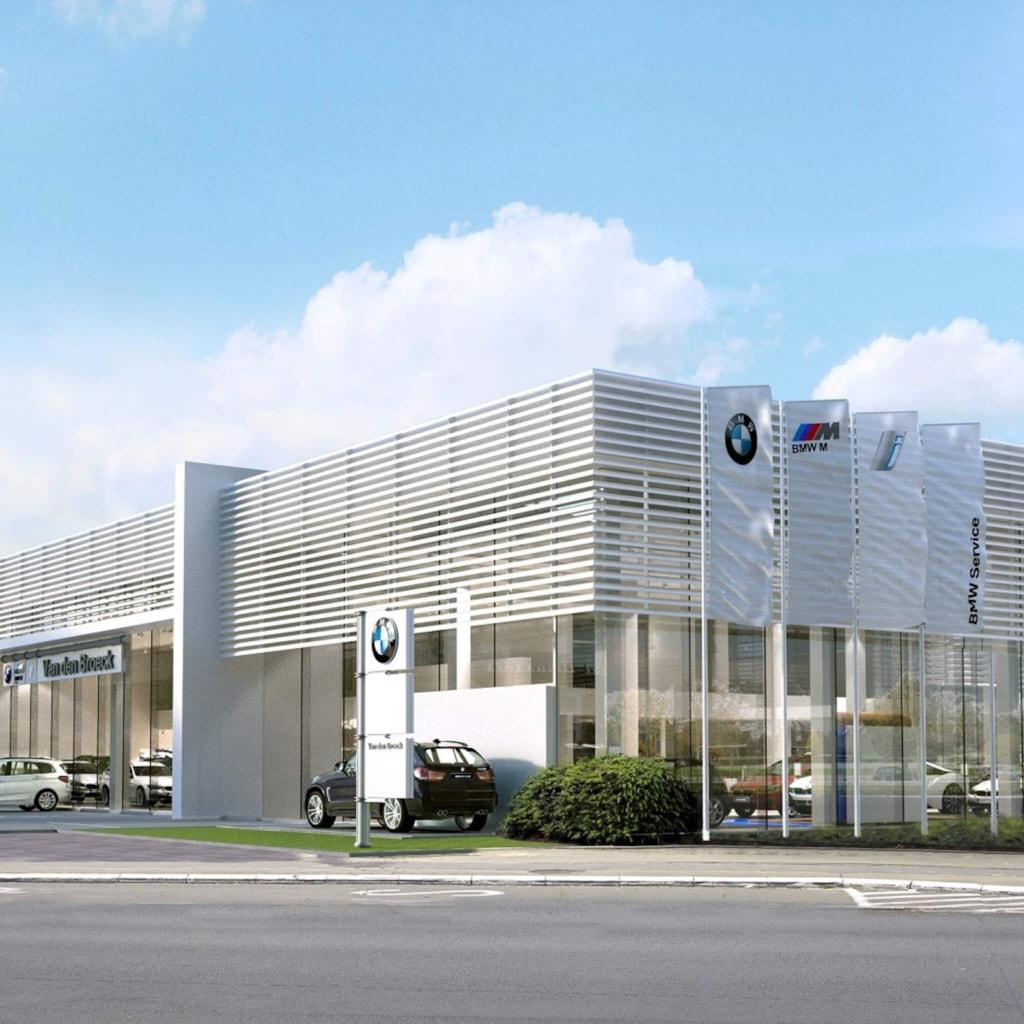 BMW Van Den Broeck - Dilbeek, Belgium