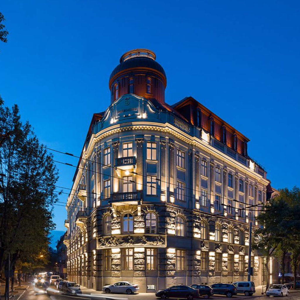 Bankhotel Art Congress Hall - Lviv, Ukraine