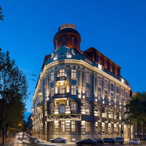 Bankhotel Art Congress Hall - Lviv, Ukraine