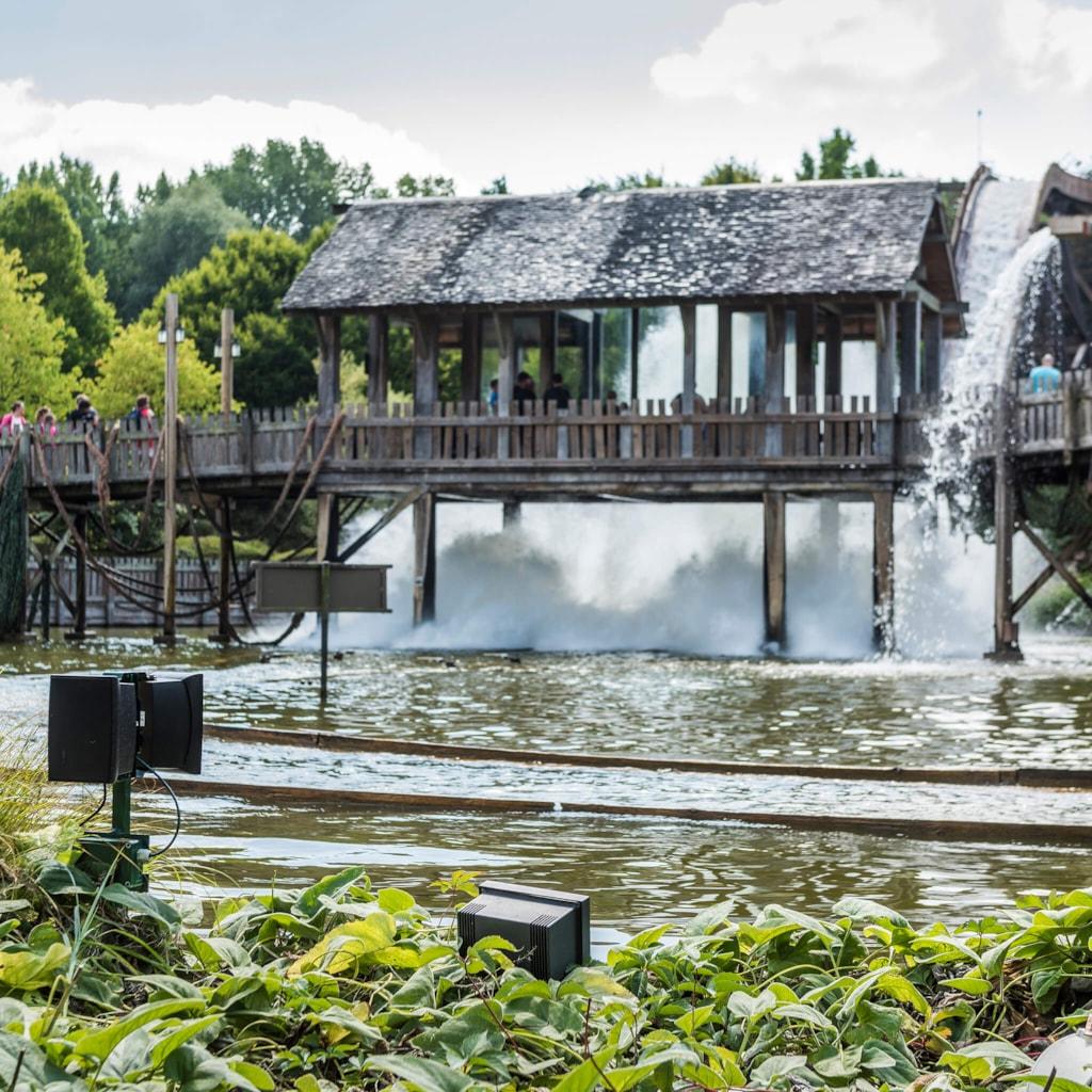 Bellewaerde park - Ypres, Belgium