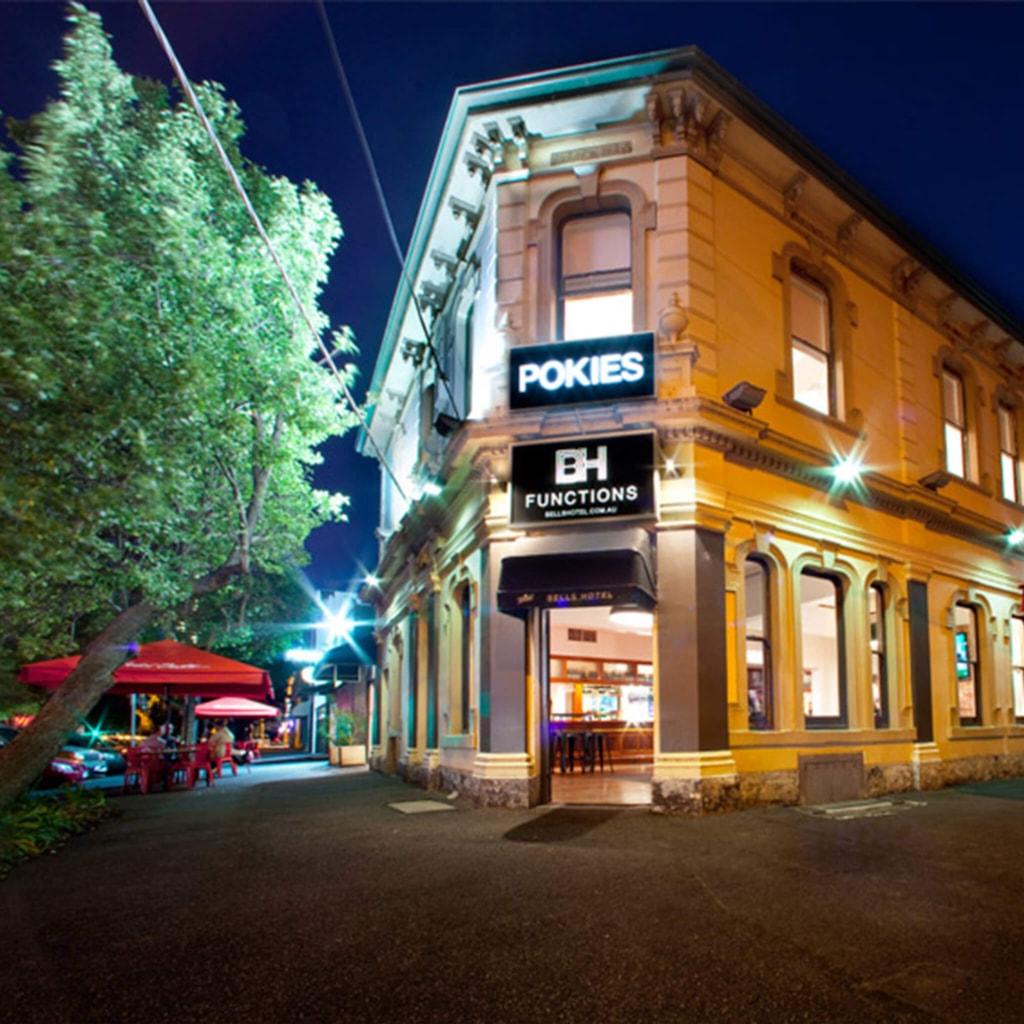 Bells Hotel - Melbourne, Australia