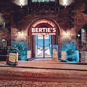 Bertie's Fish & Chips - Edinburgh, United Kingdom
