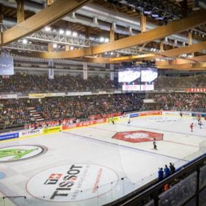 Palaonda skating rink - Bolzano, Italy