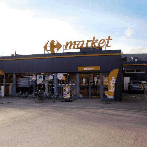 Carrefour Market Hamme