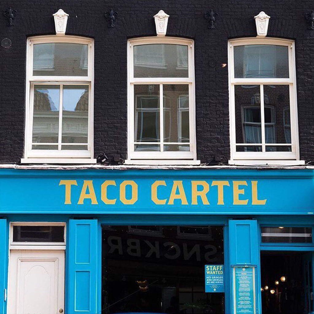 Chiapas Taco Cartel - Amsterdam, the Netherlands