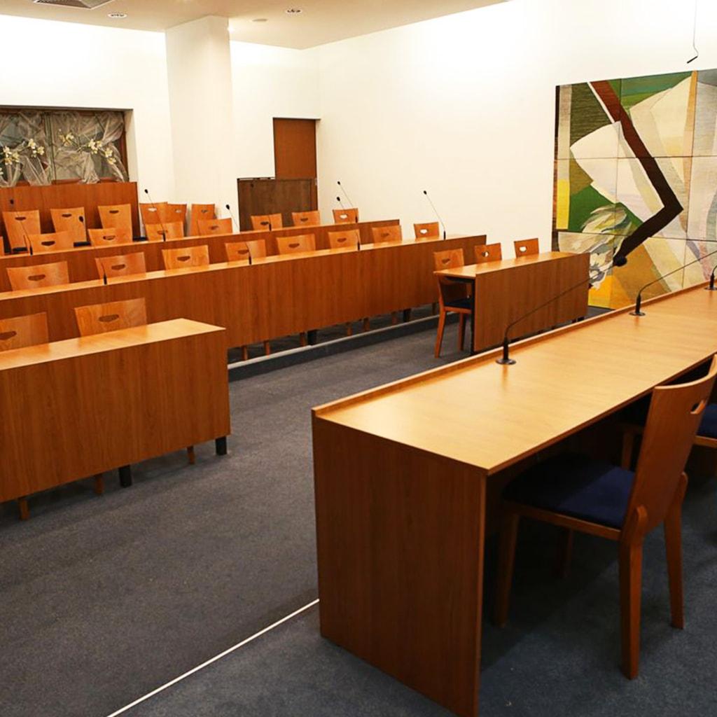 Council Hall Karlova Ves - Bratislava, Slovakia