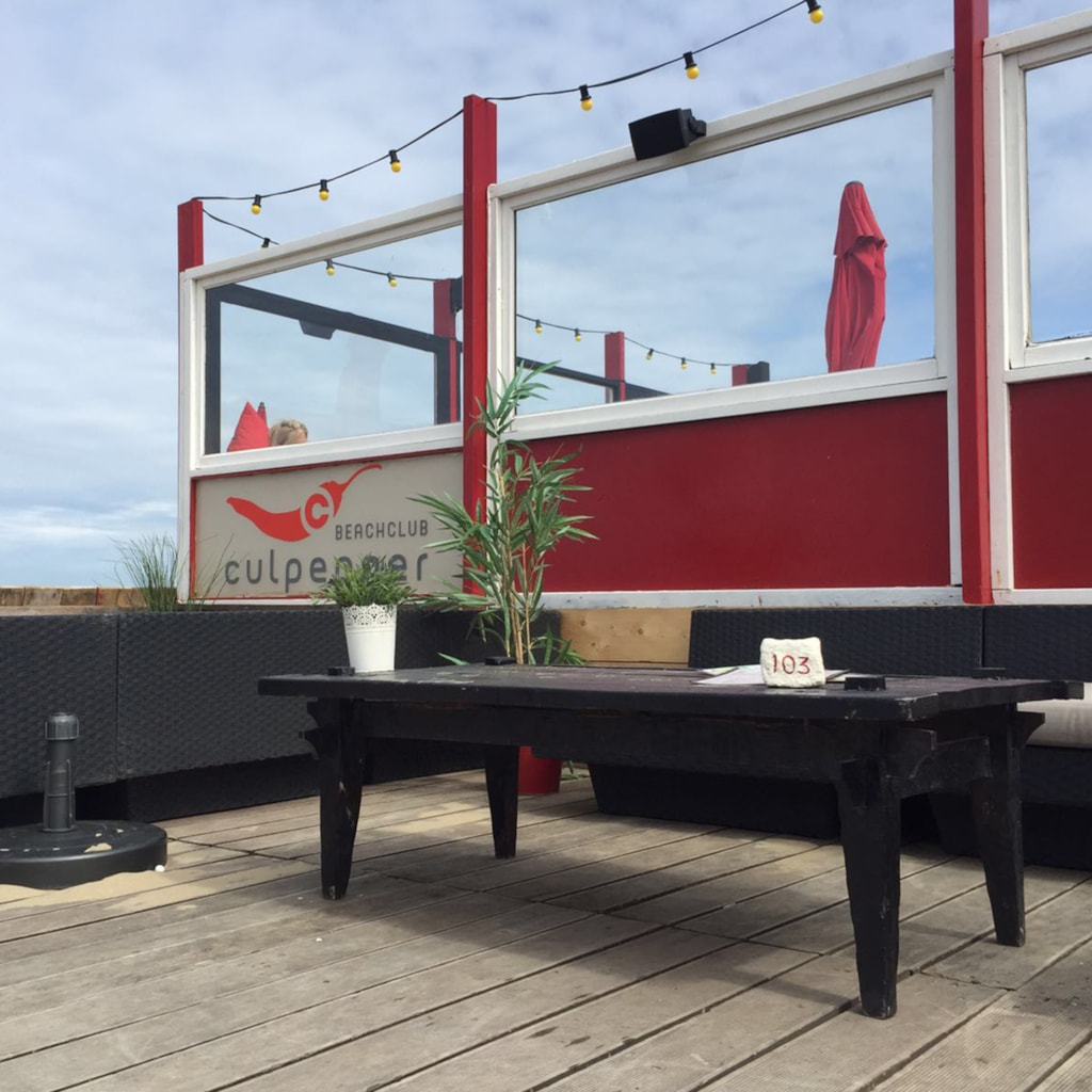 Culpepper beachclub - Scheveningen, the Netherlands
