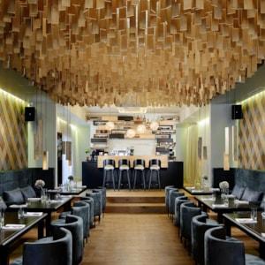 Restaurant DIA - Kaunas, Lithuania