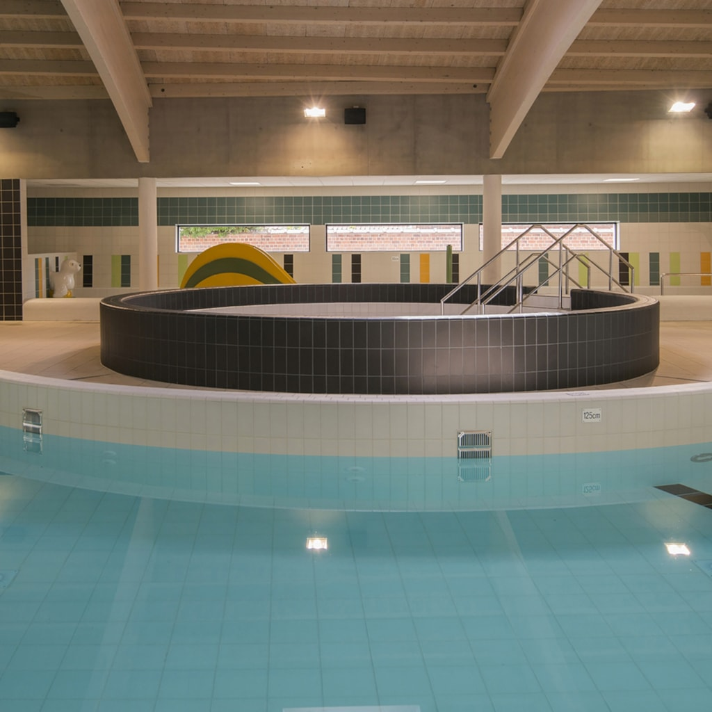 Swimming pool De Kouter - Poperinge, Belgium