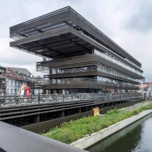 De Krook - Ghent, Belgium