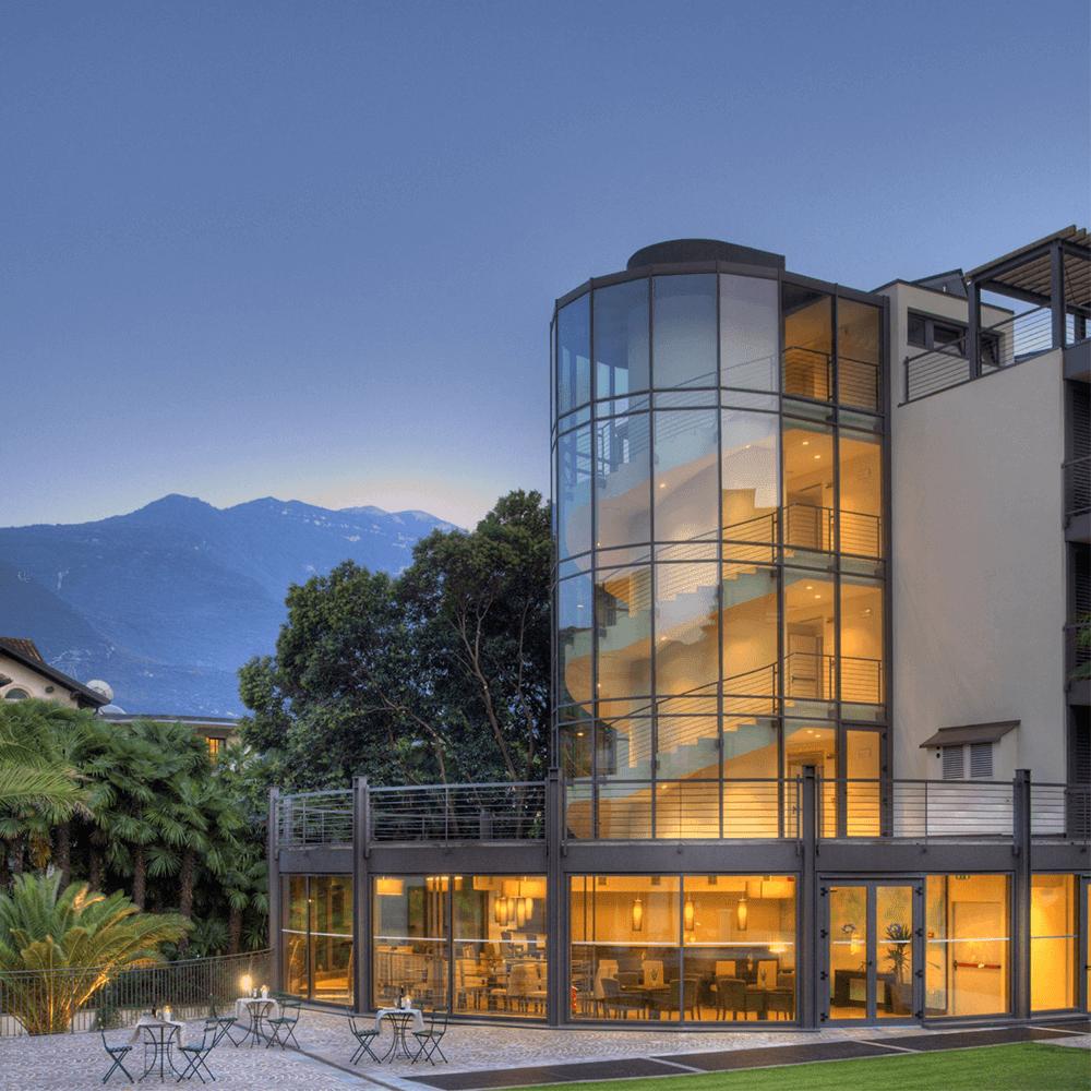 Du Lac et Du Parc Grand Resort Hotel - Riva Del Garda, Italy