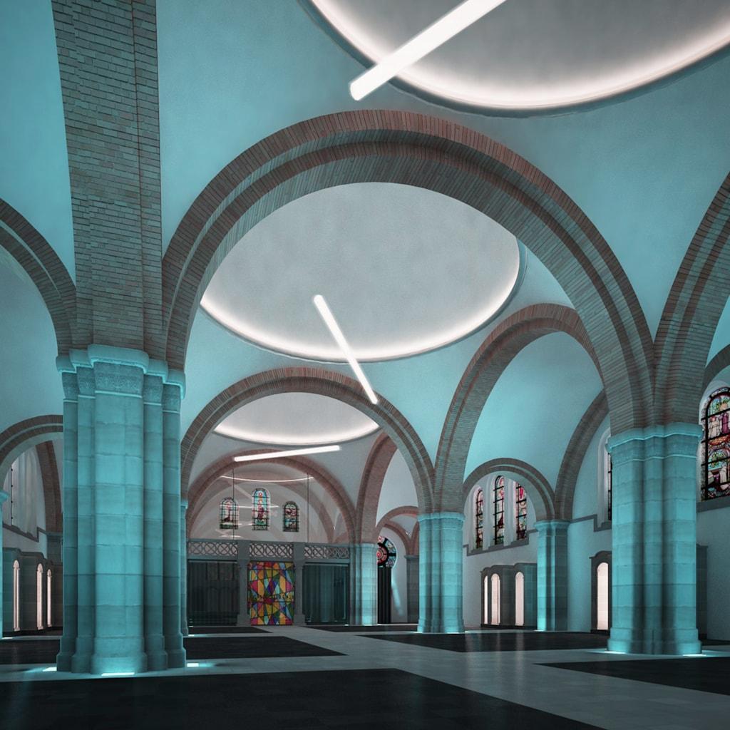 Egliseum Event Hall - Ypres, Belgium