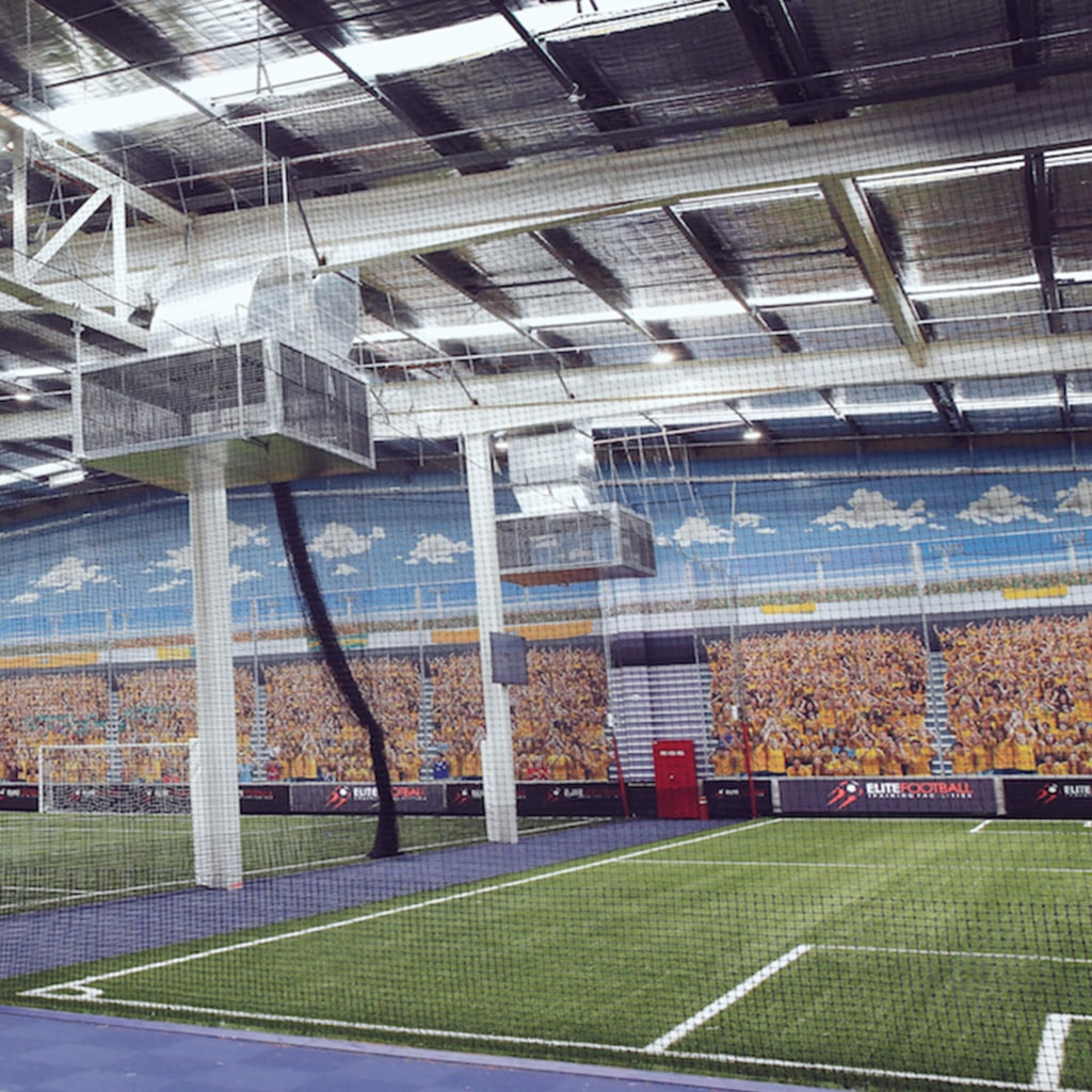 Elite Football Training Facility - Melbourne, Australia