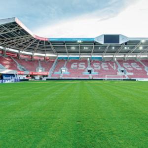 Rainbow Stadium - Zulte-Waregem, Belgium