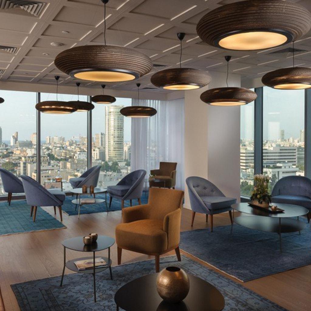 Fatal Hotels Rothschild 22 - Tel Aviv, Israël