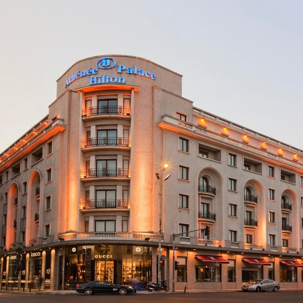 Hilton Hotel - Bucharest, Romania