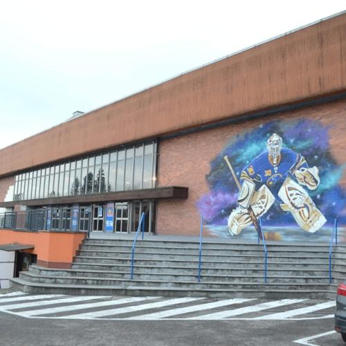 Benesov hockey arena