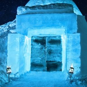 Ice Hotel 365 - Jukkasjärvi, Sweden