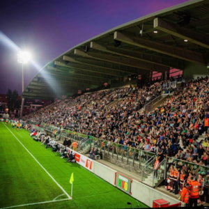 Versluys Arena - Ostend, Belgium