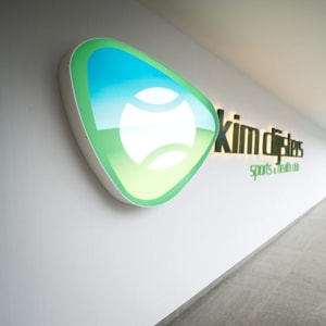 Kim Clijsters Sports & Health Club - Bree, Belgium