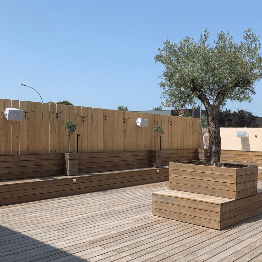 La Terrasse By Pop Art - Bordeaux, France
