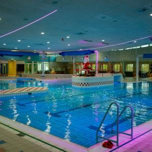 Malkander Aquatic center - Apeldoorn, the Netherlands