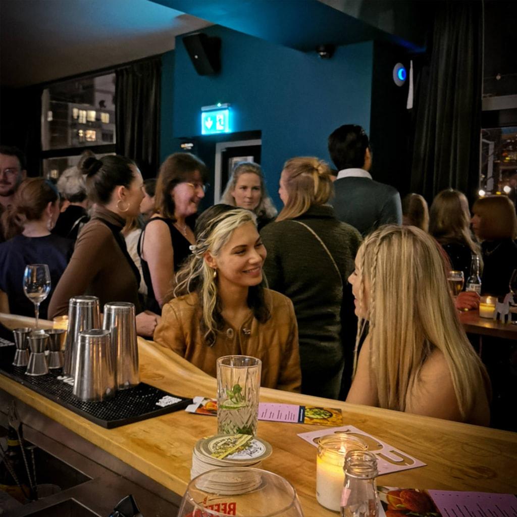 MAVIS Cocktailbar - Rotterdam, the Netherlands