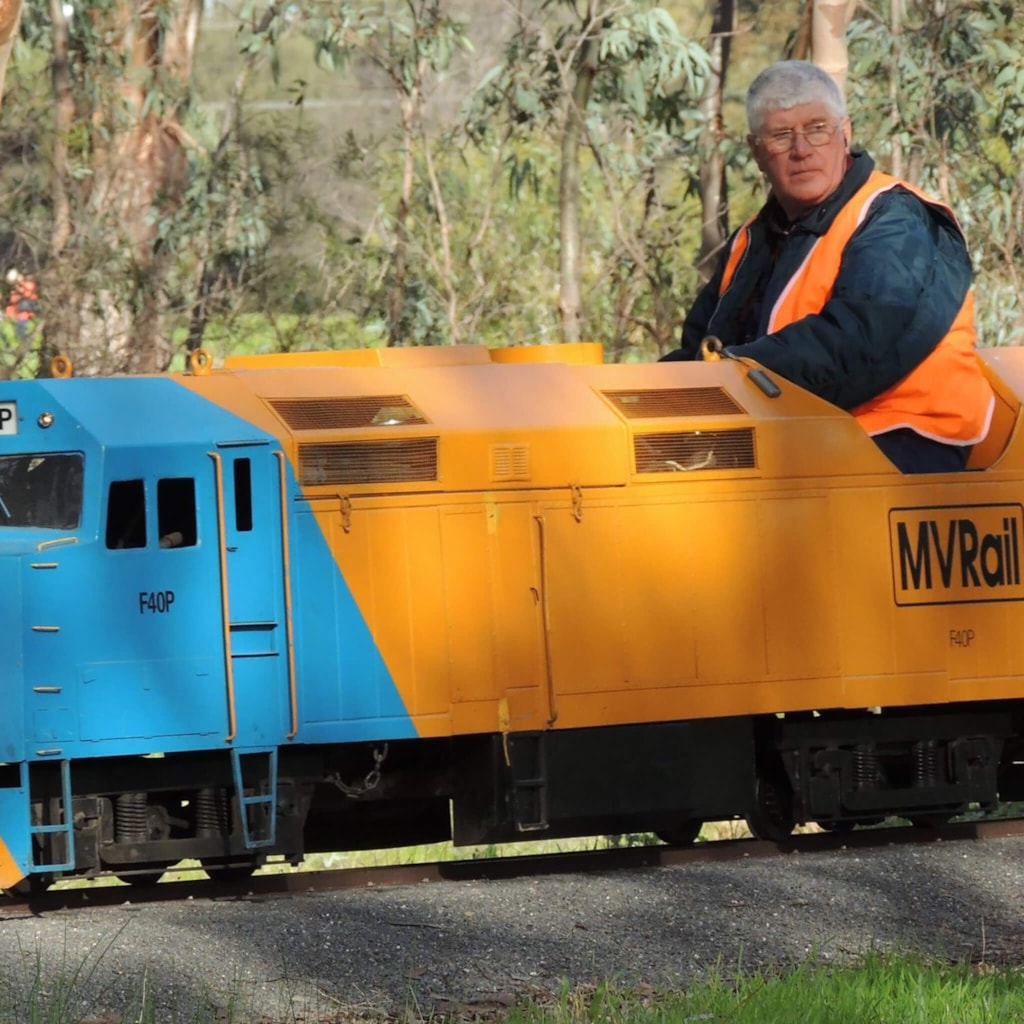 Morphett Vale Railway - Adelaide, Australia