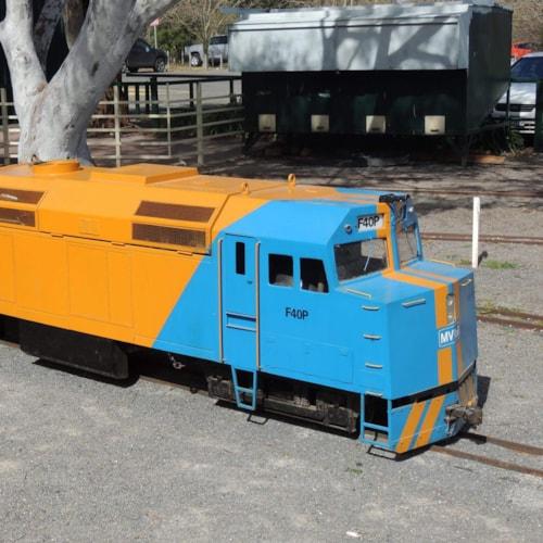 Morphett Vale Railway