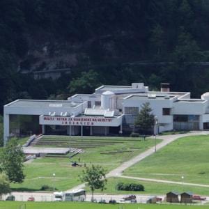 Battle for the wounded on the Neretva Museum - Jablanica, Bosnia & Herzegovina
