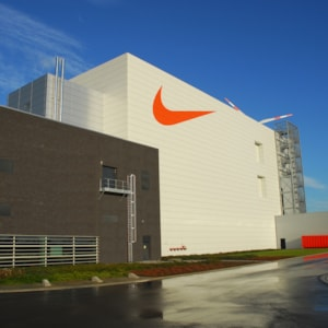 Nike Distribution Centre - Laakdal, Belgium