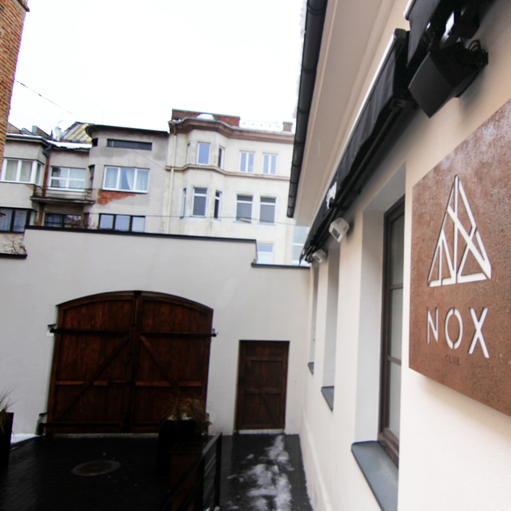 NOX night club - Kaunas, Lithuania