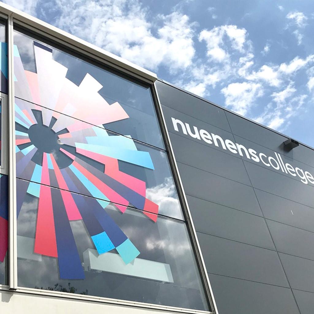Nuenens college  - Nuenen , the Netherlands