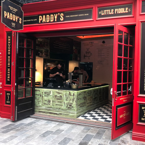 Paddy's the Little Fiddle