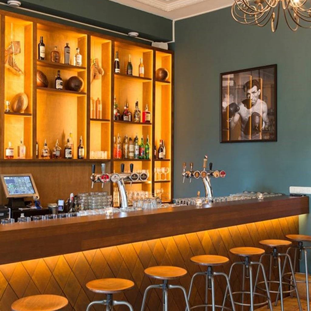 Café Panenka - Rotterdam, the Netherlands