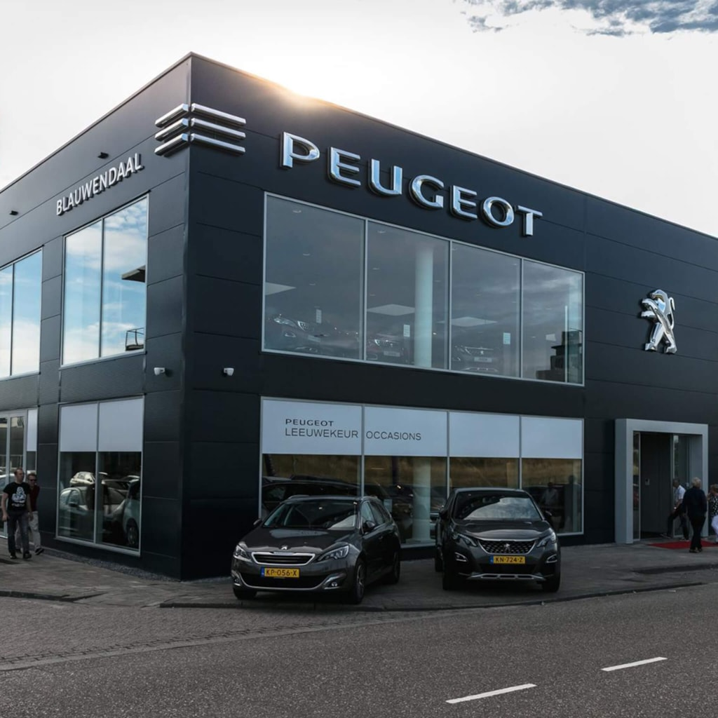 Peugeot Blauwendaal - Rotterdam, the Netherlands